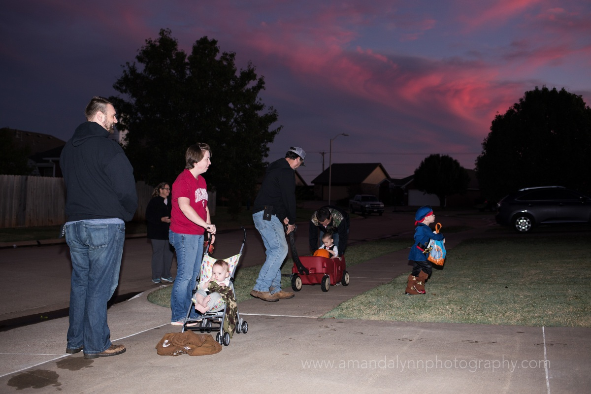 trick-or-treating pirates in stillwater oklahoma