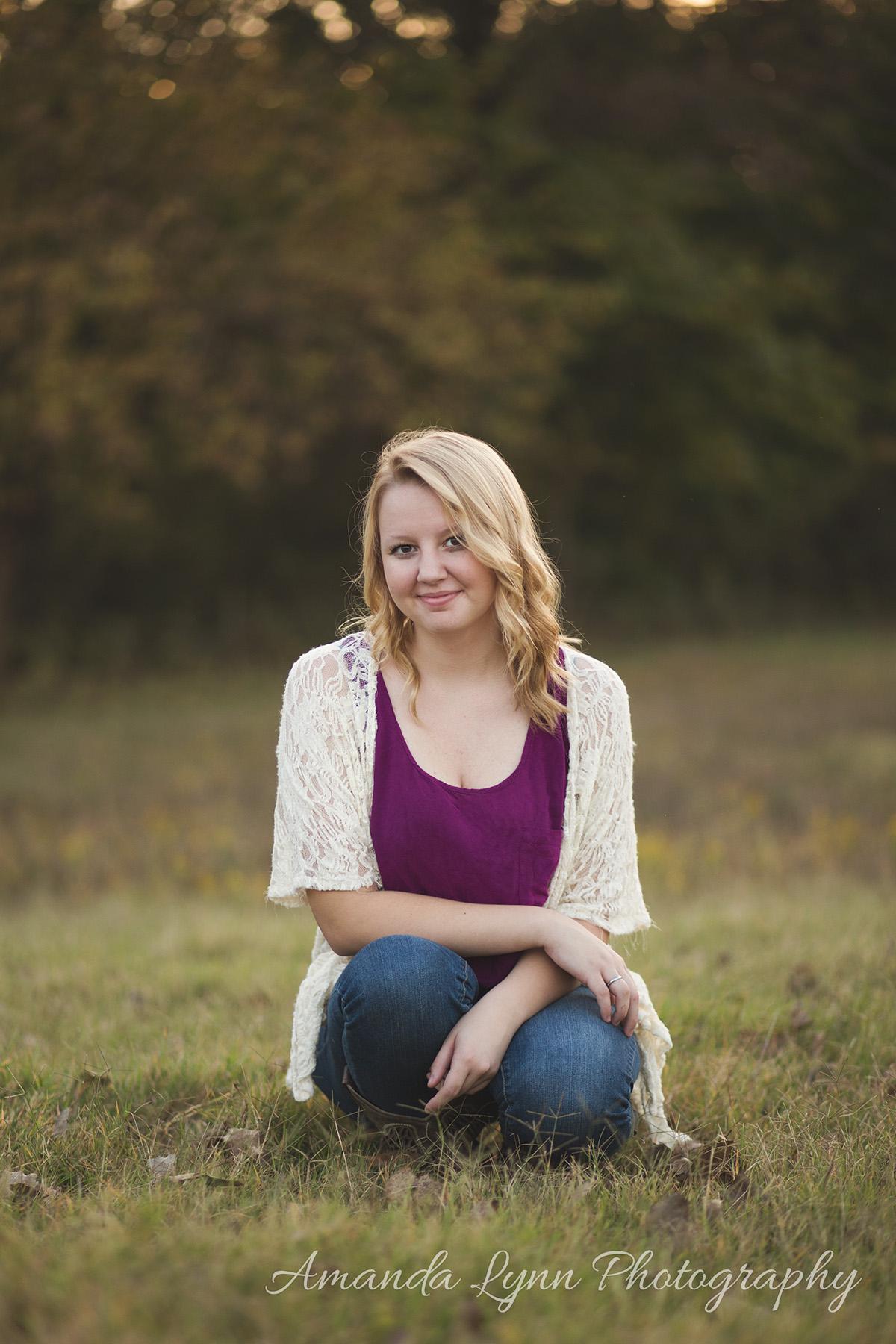 2016 Senior Girl Harrah Oklahoma