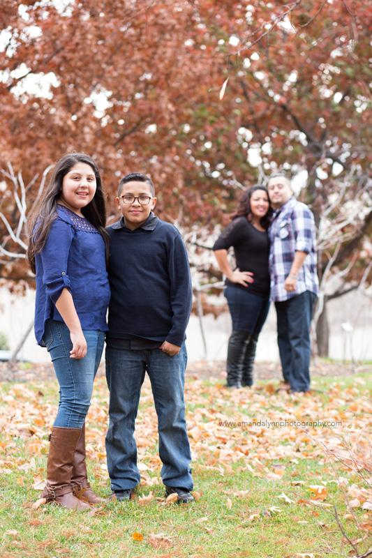 family photography at myriad gardens OKC
