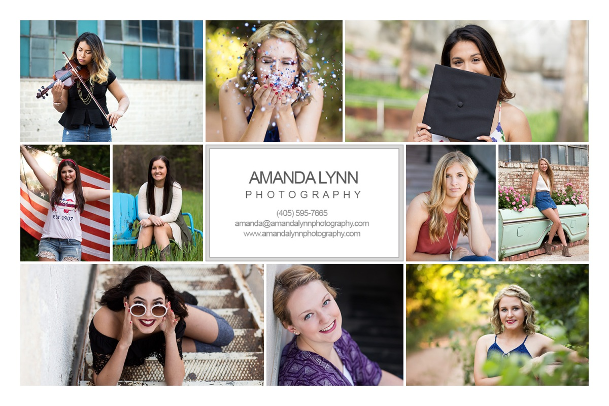 Now Booking Oklahoma High School Seniors Central Oklahoma Photographer 2017